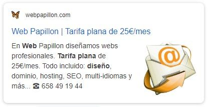 web-papillon-meta-descripcion